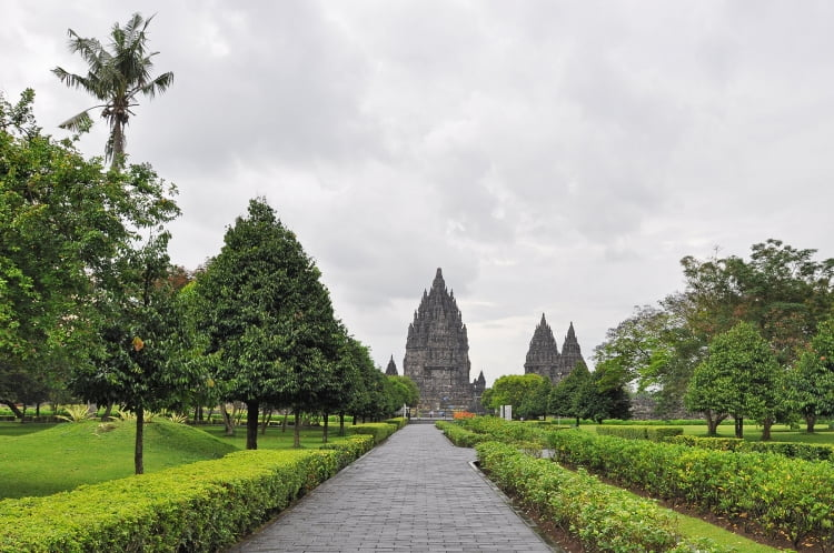 cover java temple prambanan indonesie