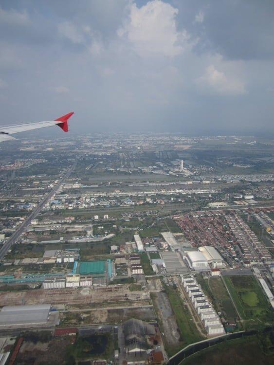 retour thailande apres indonesie
