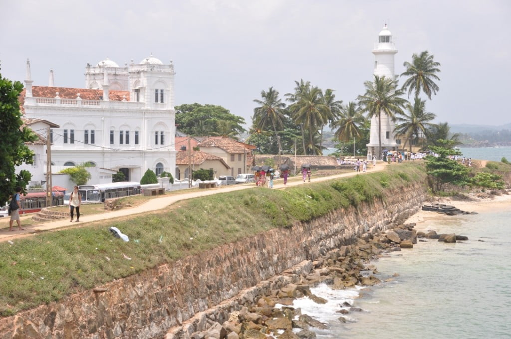galle fort sri lanka