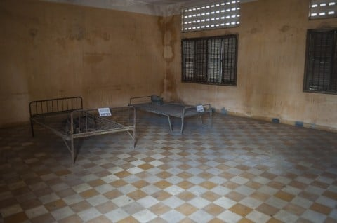 musée Tuol Sleng prison S-21