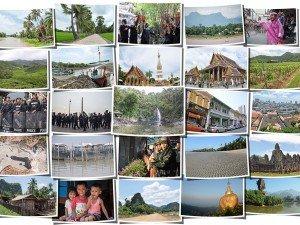 Rétrospective 2014 et voyages 2015