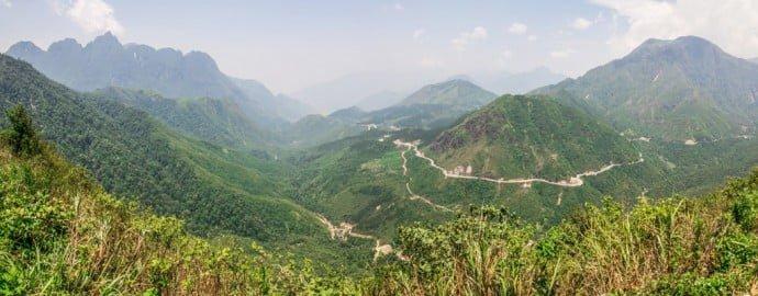 Tram Ton Pass - Sapa Vietnam