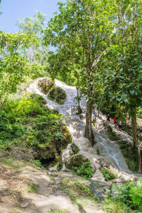 Bua Thong Waterfall - Chiang Mai 13