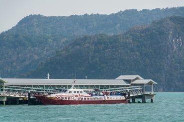ile langkawi - malaisie