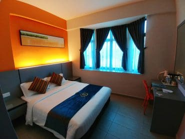 chambre travelland hotel ipoh
