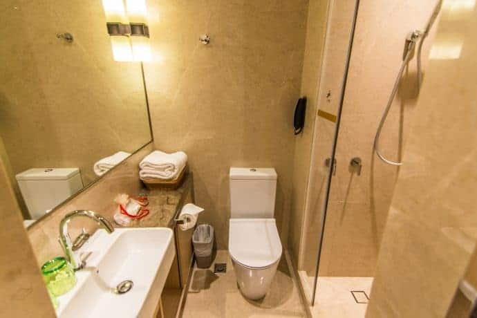 salle de bain burlington hotel hong kong