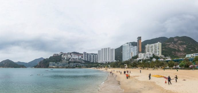 plage repulse bay hong kong