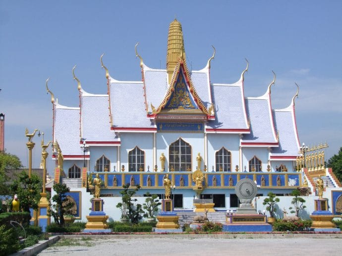 un temple pattaya