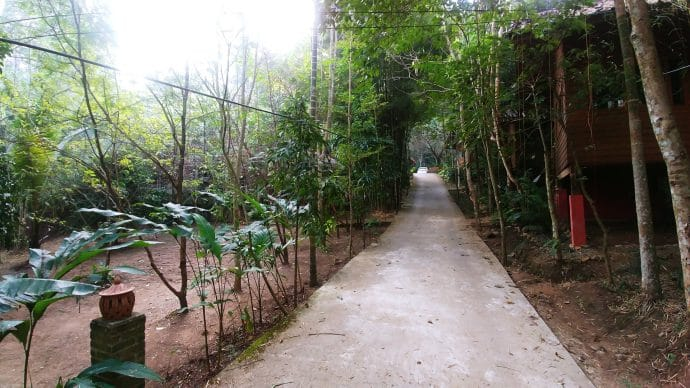 jardin mae win guest house and resort