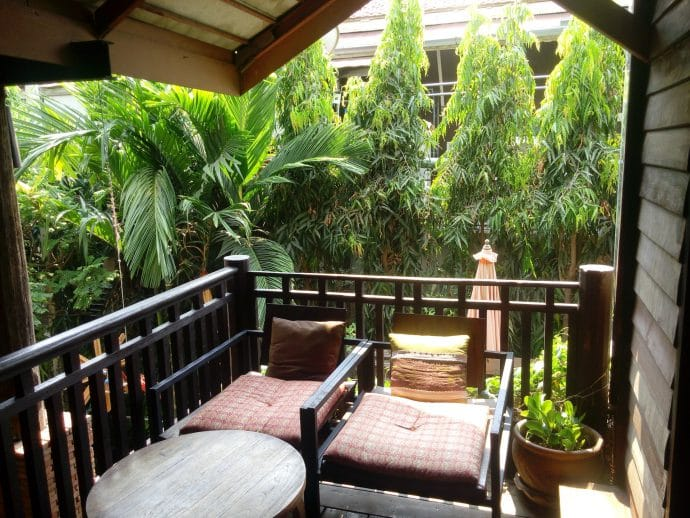 terrasse tamarind guesthouse ayutthaya