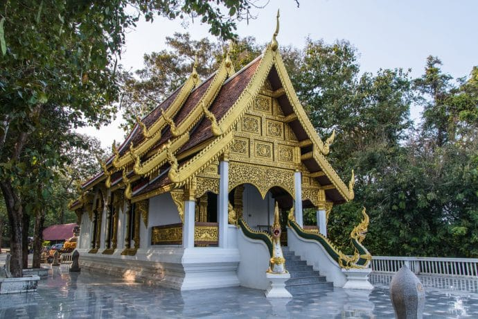 wat phra that chom kitti - chiang saen