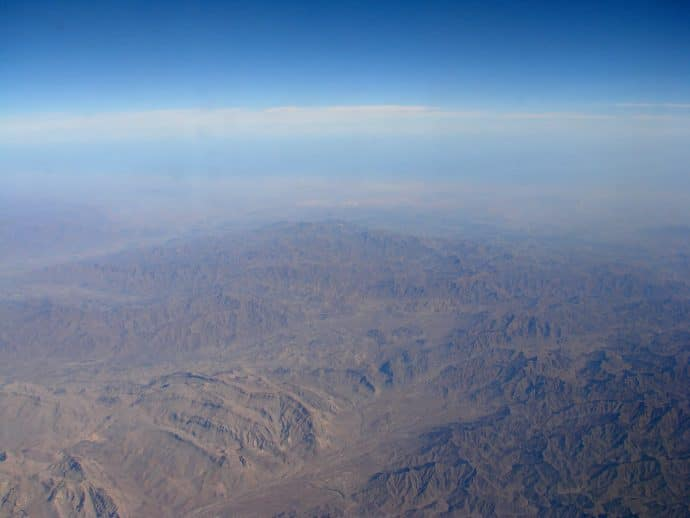 vue golfe persique