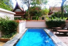 villa privee avec piscine banyan tree phuket