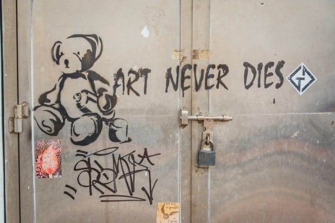 art never dies macao