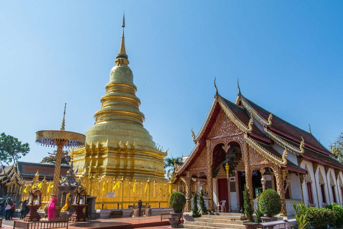 cover photos lamphun – thailande