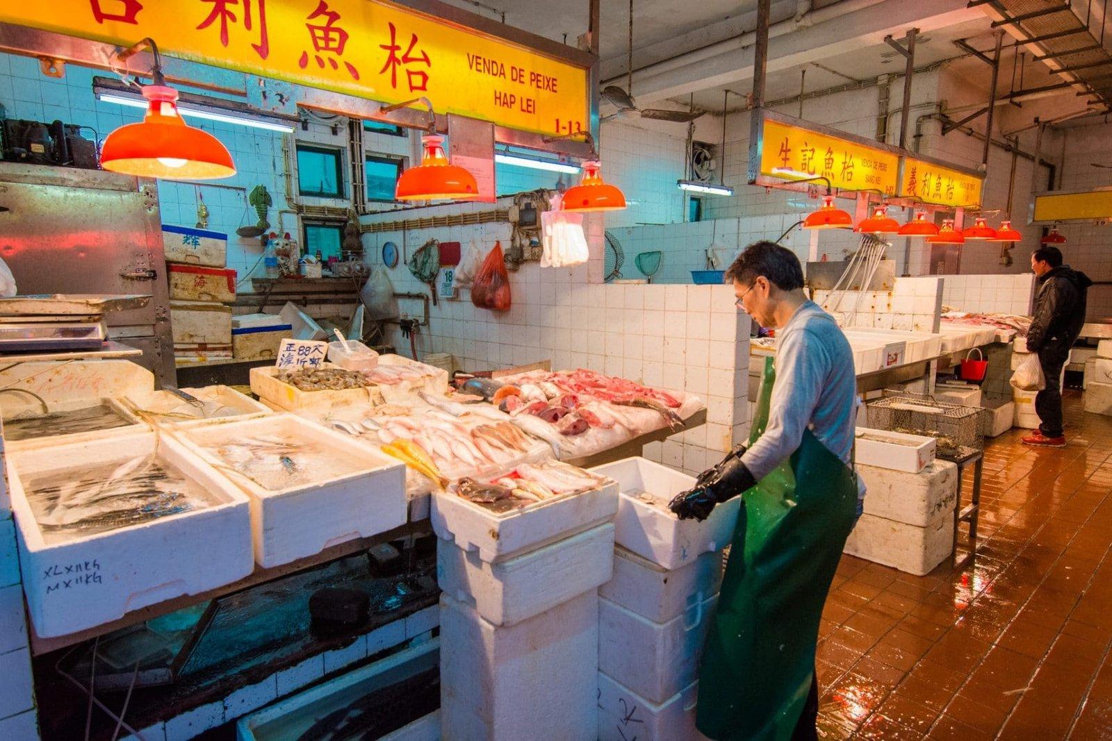 marché municipal taipa - macao