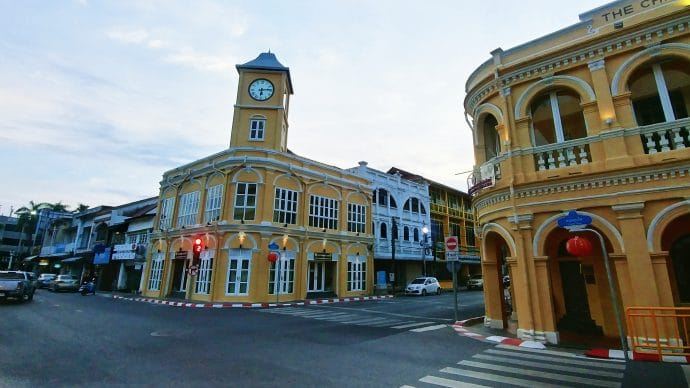 tourist information center phuket town