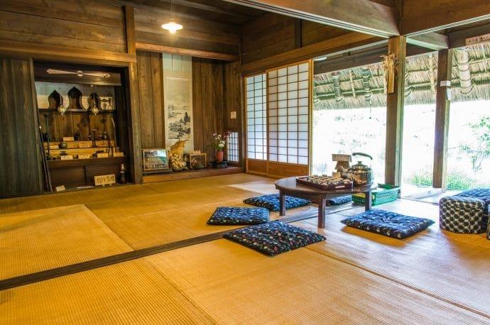 maison village miyama kayabuki-no-sato - kyoto prefecture japon