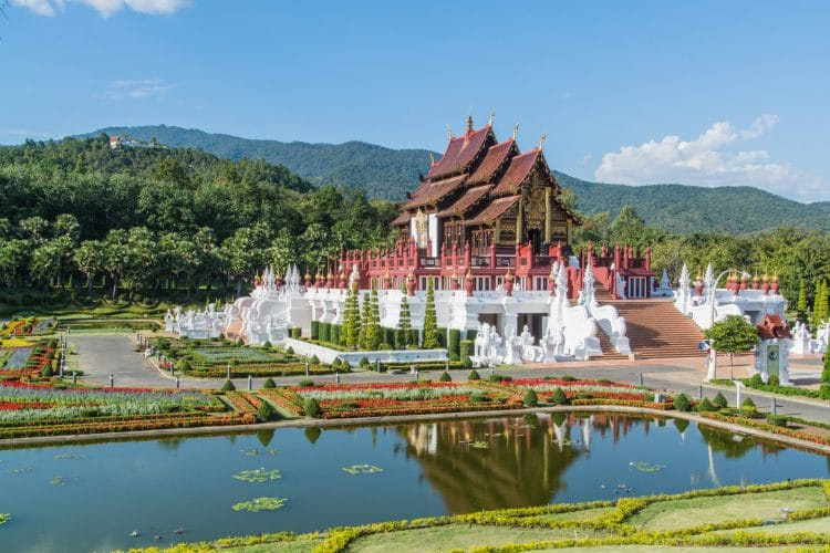 royal park rajapruek - chiang mai