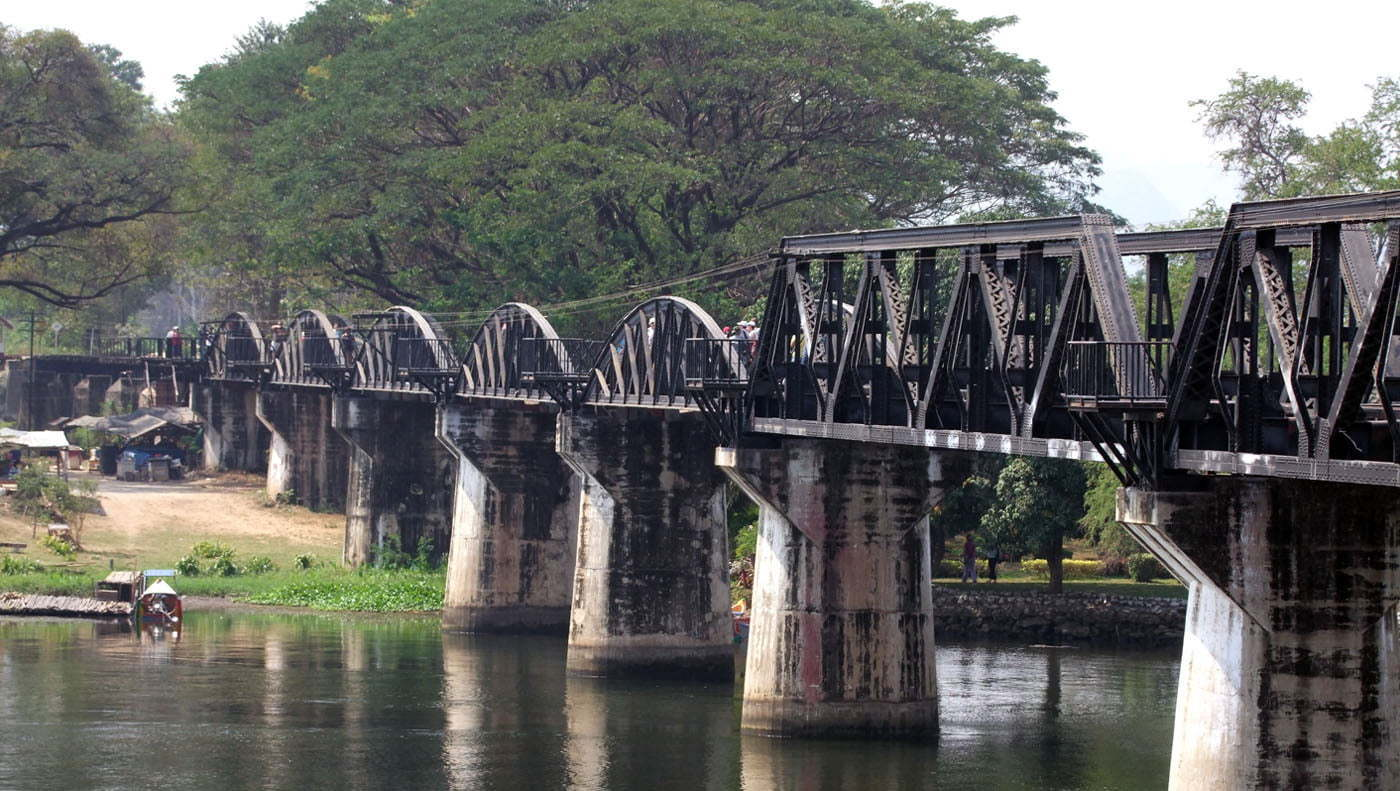 cover ville kanchanaburi pont riviere kwai