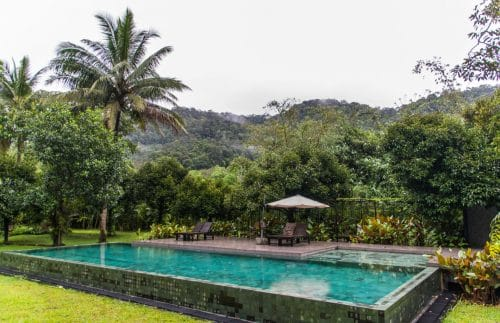 piscine the hidden resort - ranong