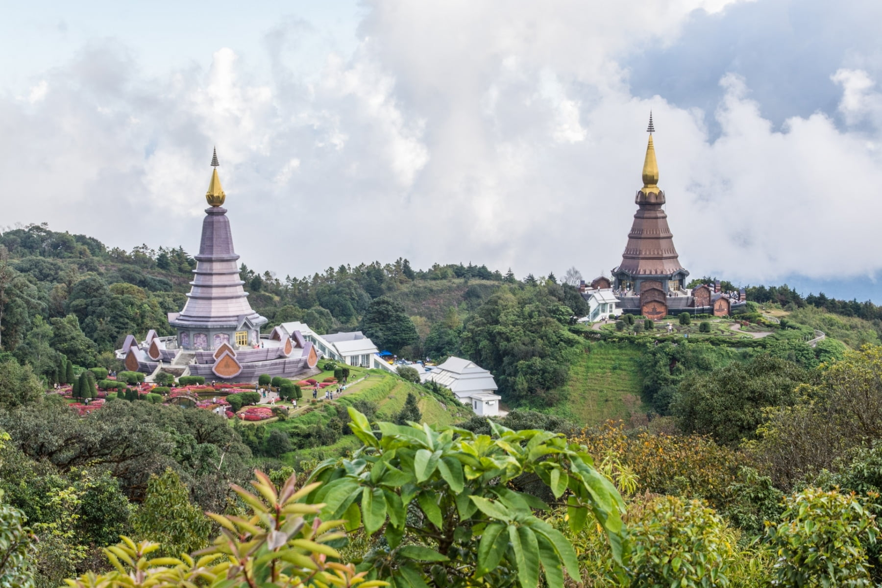 cover doi inthanon - chiang mai province - thailande