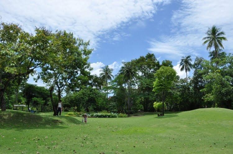 rama II memorial park amphawa - thailande