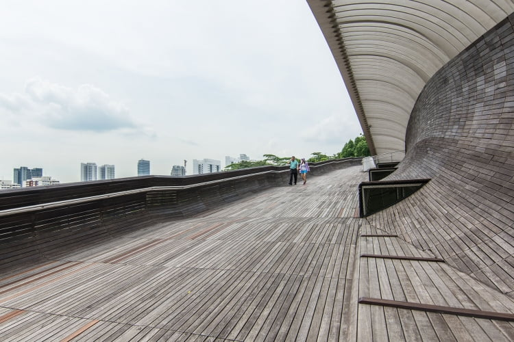 henderson waves singapour