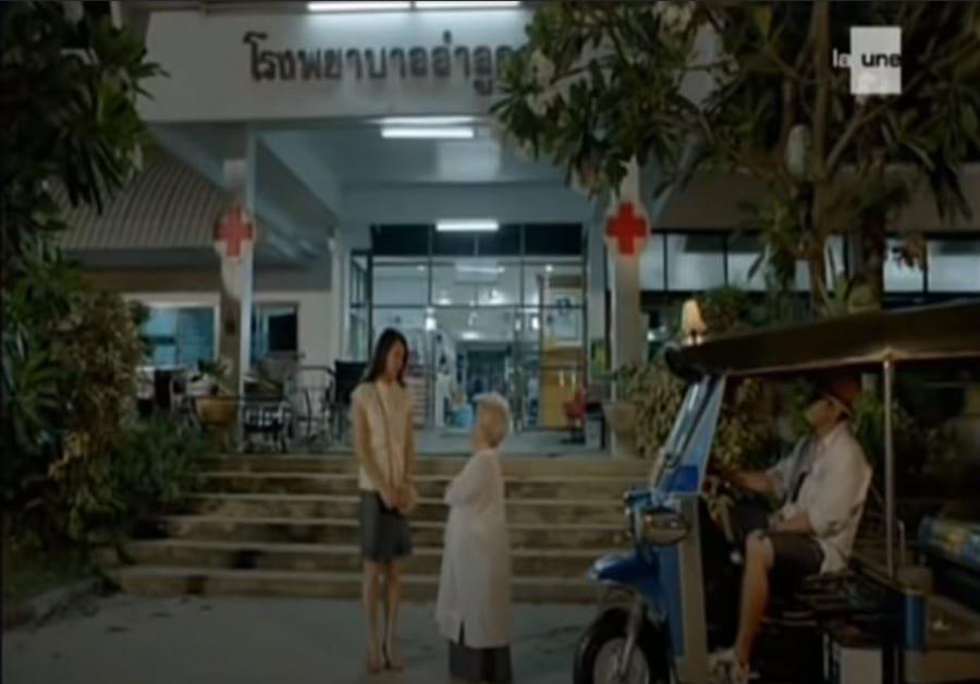 hopital lamlukka episode josephine ange gardien thailande
